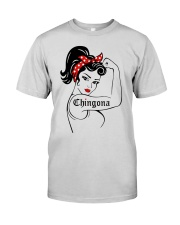 Strong Women Chingona Shirt Premium Fit Mens Tee thumbnail