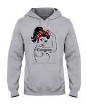Strong Women Chingona Shirt Hooded Sweatshirt thumbnail