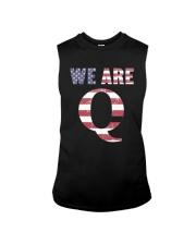 We Are Q Wwg1wga 17 Shirt Sleeveless Tee thumbnail