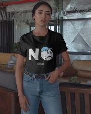 Crying Ball No Baseballism Shirt Classic T-Shirt apparel-classic-tshirt-lifestyle-05