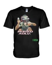 Lightstick Buried Adlv Shirt V-Neck T-Shirt thumbnail