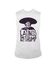Three Stooges Latinos For Trump Shirt Sleeveless Tee thumbnail