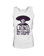 Three Stooges Latinos For Trump Shirt Unisex Tank thumbnail