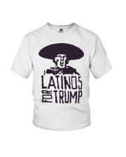 Three Stooges Latinos For Trump Shirt Youth T-Shirt thumbnail
