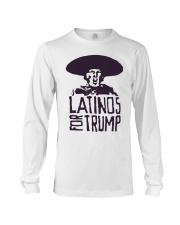 Three Stooges Latinos For Trump Shirt Long Sleeve Tee thumbnail