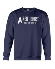 Star Trek Red Shirt Crewneck Sweatshirt thumbnail