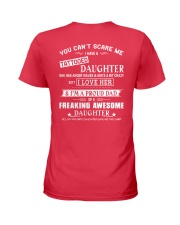 She Has Anger And She's A Bit Crazy Shirt Ladies T-Shirt thumbnail