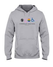 Black Woman Lgbt Stronger Together Shirt Hooded Sweatshirt thumbnail