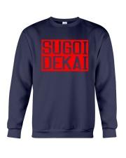 Sugoi Dekai Shirt Crewneck Sweatshirt thumbnail