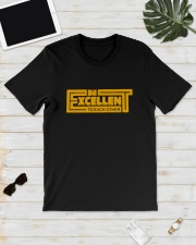 Keanu Reeves Be Excellent To Each Other Shirt Classic T-Shirt lifestyle-mens-crewneck-front-17