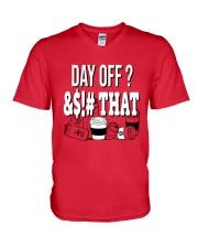 World Series Anthony Rendon Day Off That Shirt V-Neck T-Shirt thumbnail