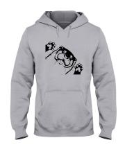 Otter Lovers Shirt Hooded Sweatshirt thumbnail