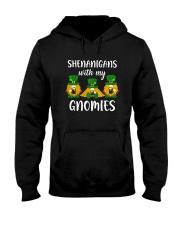 Saint Patricks Day Shenanigans With Gnomies Shirt Hooded Sweatshirt thumbnail