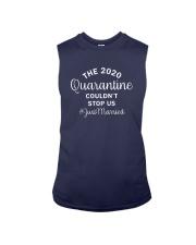 The 2020 Quarantine Couldn't Us Justmarried Shirt Sleeveless Tee thumbnail