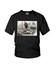 Donald Trump It's Climate Change You Idiot Shirt Youth T-Shirt thumbnail
