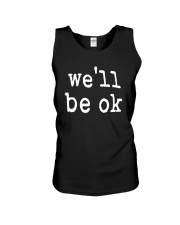 Brian Kibler We'll Be Ok Shirt Unisex Tank thumbnail