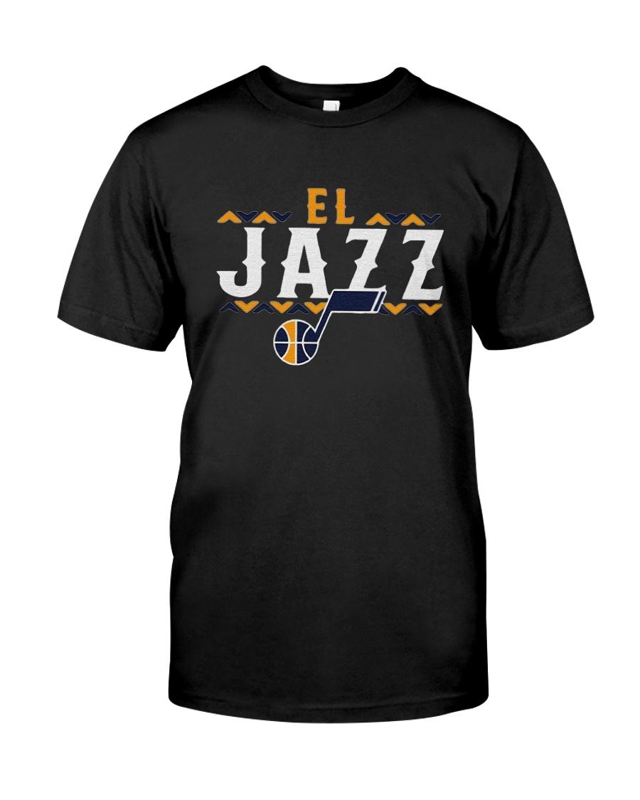 Jersey El Jazz Shirt Classic T-Shirt