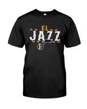 Jersey El Jazz Shirt Classic T-Shirt front