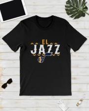 Jersey El Jazz Shirt Classic T-Shirt lifestyle-mens-crewneck-front-17