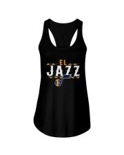 Jersey El Jazz Shirt Ladies Flowy Tank thumbnail