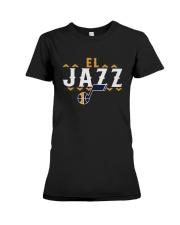 Jersey El Jazz Shirt Premium Fit Ladies Tee thumbnail