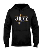 Jersey El Jazz Shirt Hooded Sweatshirt thumbnail