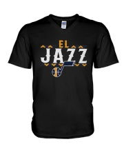 Jersey El Jazz Shirt V-Neck T-Shirt thumbnail