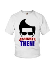 Ace Ventura Alrighty Then Shirt Youth T-Shirt thumbnail