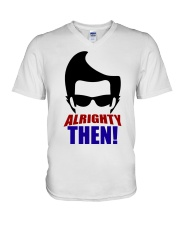 Ace Ventura Alrighty Then Shirt V-Neck T-Shirt thumbnail