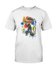 Juice Wrld X Faze Shirt Classic T-Shirt front