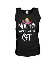 Nacho Average Ot Shirt Unisex Tank thumbnail