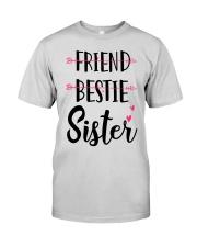 No Friend Bestie Sister Shirt Premium Fit Mens Tee thumbnail