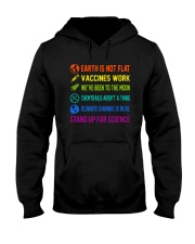 Gentle Bob Stand Up For Science Shirt Hooded Sweatshirt thumbnail