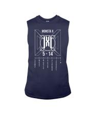 Monsta X 5 14 Shownu Wonho Minhyuk Shirt Sleeveless Tee thumbnail