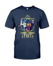 Lionel Messi Fifa Ballon D'or Shirt Classic T-Shirt tile
