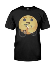 Sticker Care Hug Bicycle Shirt Premium Fit Mens Tee thumbnail