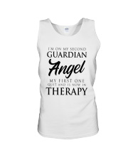 Im On My Second Guardian Angel My First One Shirt Unisex Tank thumbnail