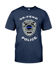 Aubrey Huff Support Law Defend Police Shirt Classic T-Shirt tile