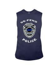 Aubrey Huff Support Law Defend Police Shirt Sleeveless Tee thumbnail