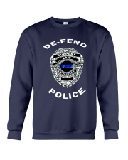 Aubrey Huff Support Law Defend Police Shirt Crewneck Sweatshirt thumbnail