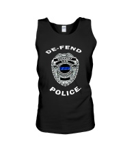 Aubrey Huff Support Law Defend Police Shirt Unisex Tank thumbnail