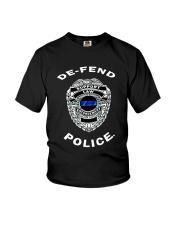 Aubrey Huff Support Law Defend Police Shirt Youth T-Shirt thumbnail