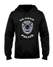 Aubrey Huff Support Law Defend Police Shirt Hooded Sweatshirt thumbnail
