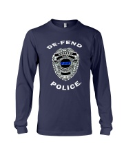 Aubrey Huff Support Law Defend Police Shirt Long Sleeve Tee thumbnail