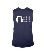 Amuck Amuck Amuck Shirt Sleeveless Tee thumbnail