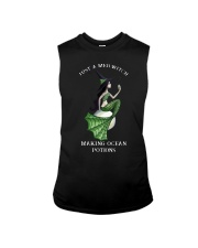 Just A Mer Witch Making Ocean Potions Shirt Sleeveless Tee thumbnail