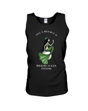 Just A Mer Witch Making Ocean Potions Shirt Unisex Tank thumbnail