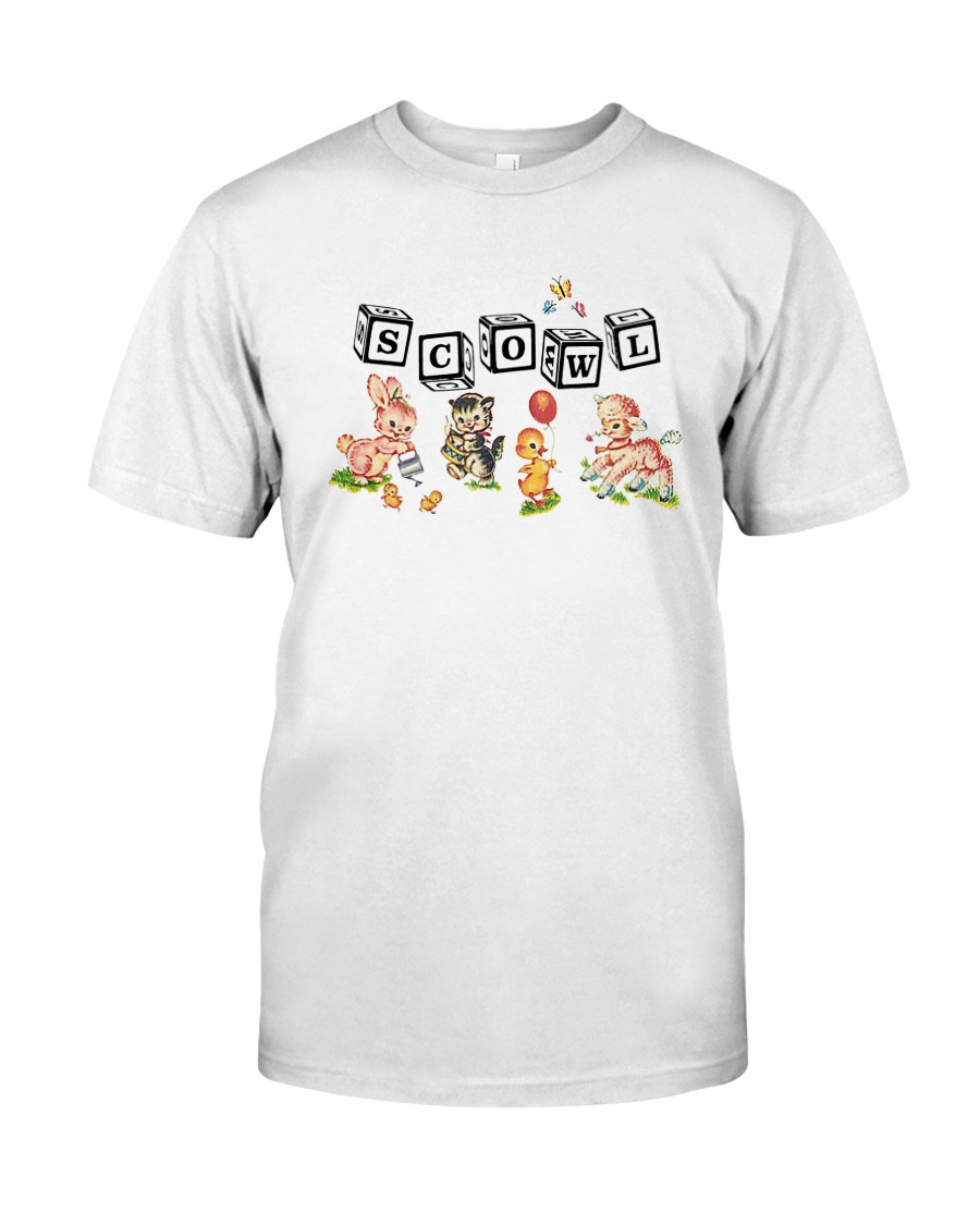 Scowl My Turn 2 Play Shirt Classic T-Shirt