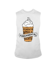 Pumpkin Spice And Fundamental Rights Shirt Sleeveless Tee thumbnail