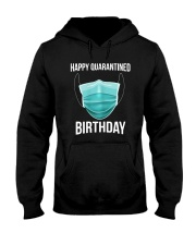 Happy Quarantined Birthday T Shirt Mask Hooded Sweatshirt thumbnail